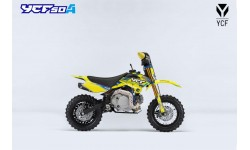 YCF 50A LIMITED YELLLOW Kindermotorrad