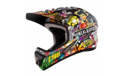 O'NEAL CROSSHELM Backflip Fidlock DH Youth Evo CRANK black/multi